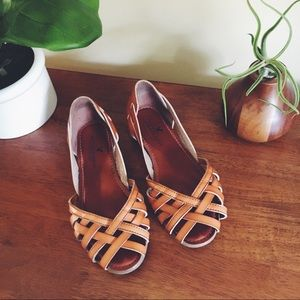 American Eagle Outfitters Strappy Flats